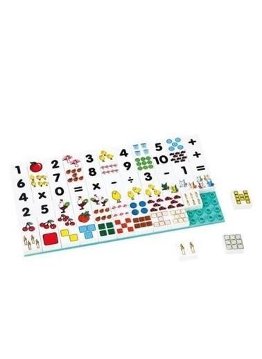 Mashotrend Plastik Eğitici Puzzle Rakamlar 67 Parça - Pvc Eğtici Rakamlar -Meyveler - Renkli